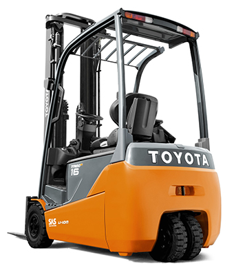 Toyota Traigo 48 Dreirad-Elektrostapler