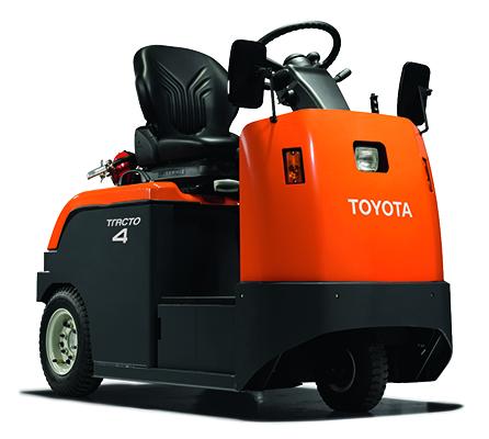 Toyota Tracto Elektro-Schlepper